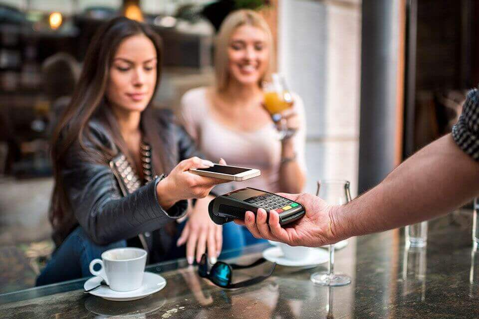 mobile phone payments
